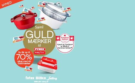 dansk supermarked guldmærker