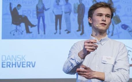 18-årig iværksætter: Fra børneopsparing til egen butik : Nyheder om retail og detailhandel ...