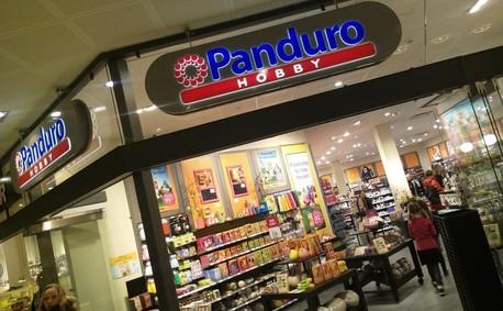 panduro butikker norge