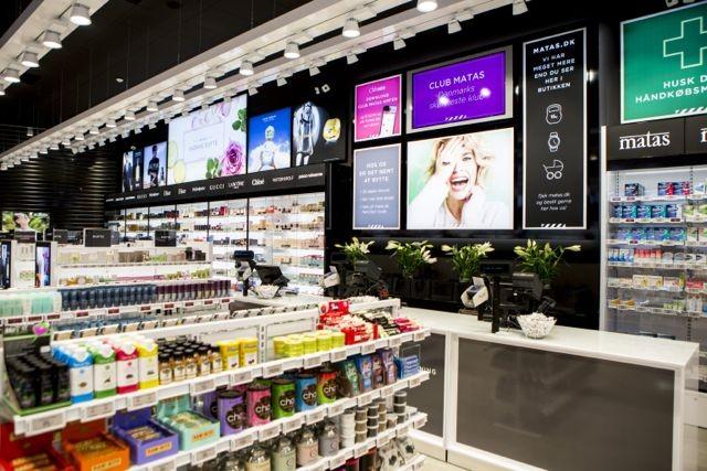 Galleri Her Er Matas Nye Flagskib Nyheder Om Retail Og
